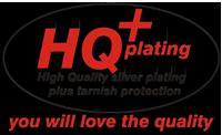 HQ plating logo
