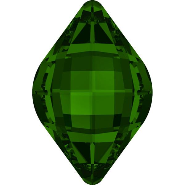 Lemon Fancy Stone - -Dark-Moss-Green