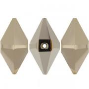 Double Spike - Metallic Light Gold 2x