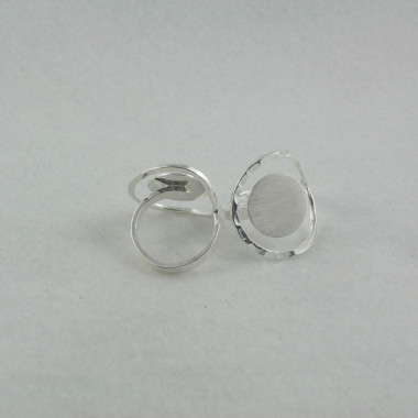 Ring round pad semi adjustable