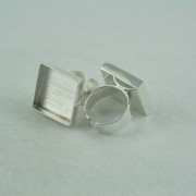 Ring adjustable square