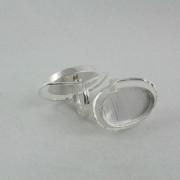 Ring Semi Adjustable oval