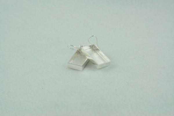 Earring Rectangle