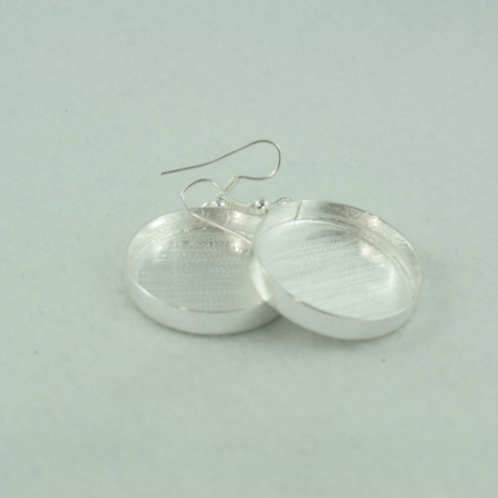 Earring Round Large