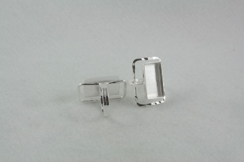Ring semi -adjustable rectangle