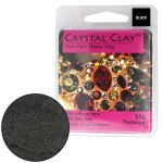 Crystal Clay Black