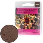 Copper Crystal Clay