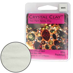 White Crystal Clay