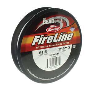 Fireline- Crystal 6lb 125yds