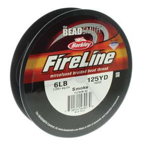 Fireline-Smoke 6lb 125yds