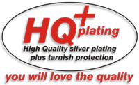 HQ plating logo