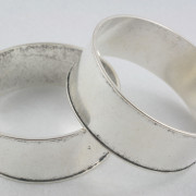channel bangle - wide
