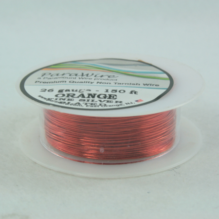 Parawire 26g Orange