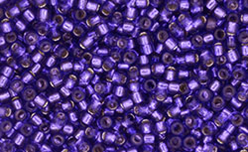 TR- 2224 - Silver Lined Purple