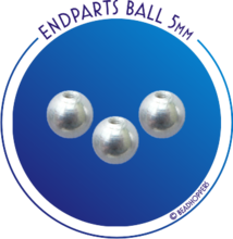 End Ball - 5mm