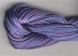 Hand Dyed Braid - Grape Fizz