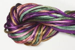 Hand Dyed Braid - Jump Rope #64