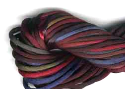 Hand Dyed Braid Madagascar #50