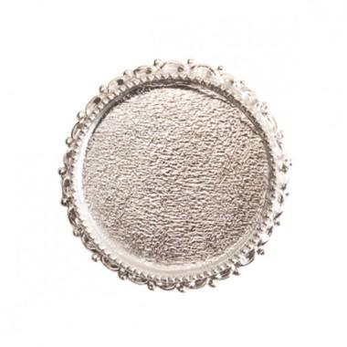 Ornate brooch pendant