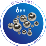 spacer ball 6mm